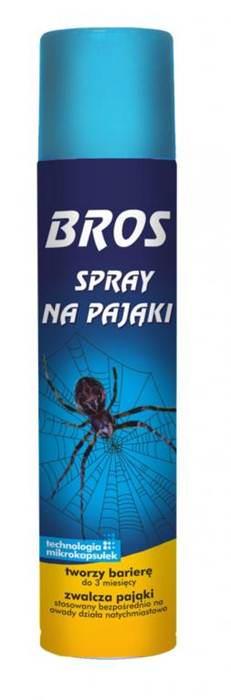 Спрей против пауков Bros