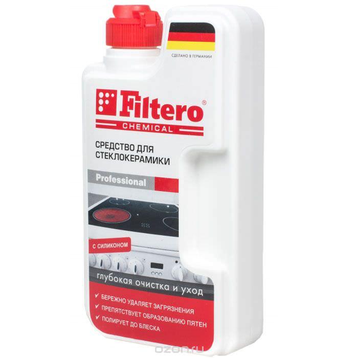 средство для очистки поверхностей «Filtero Professional»