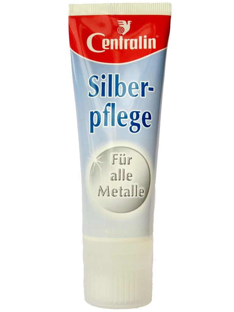 Средство для чистки серебра Centralin Silberpflege