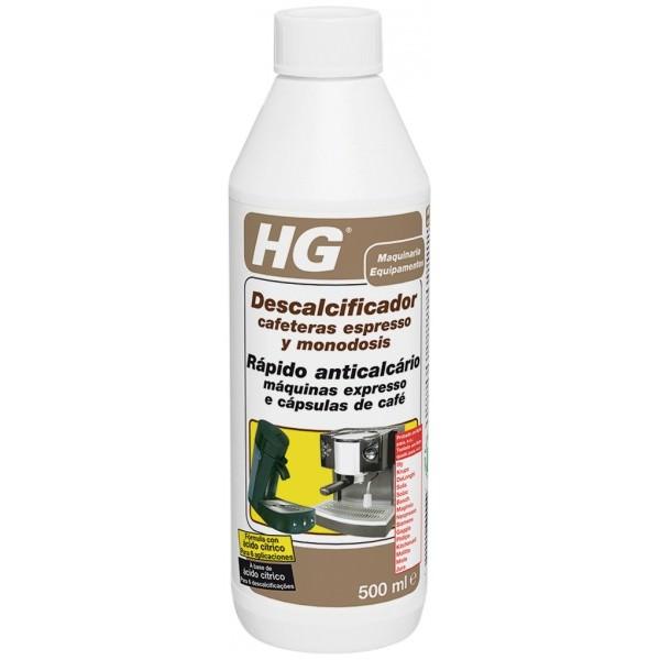 HG Quick Descaler против накипи