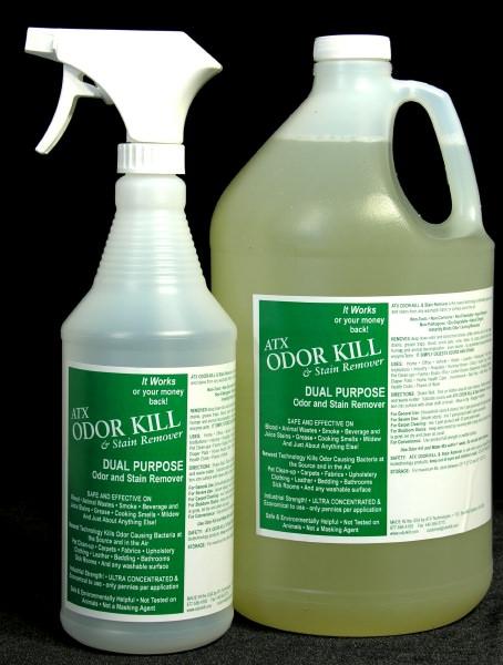 Средство от запаха мочи Odor kill