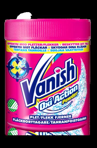 Vanish для цветного белья