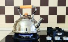 Способы чистки чайника от накипи