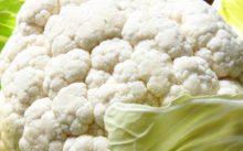 Кочан цветной капусты