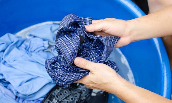 Ручная стирка рубашек