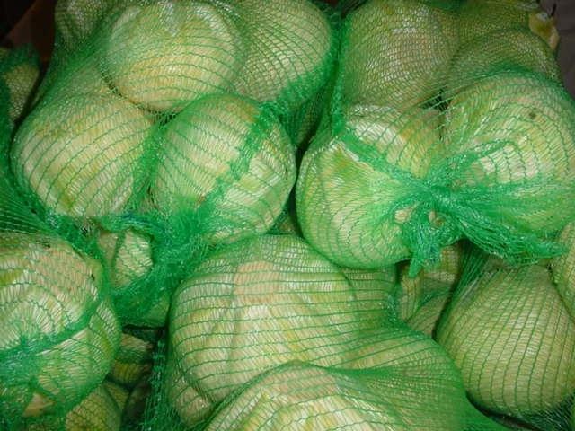 Как хранить кочаны капусты в подвале