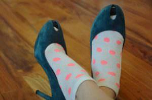 Туфли на носки