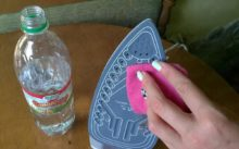 Как почистить утюг внутри: надежные способы помыть прибор в домашних условиях от накипи и ржавчины