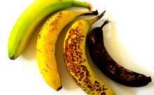 Как помочь бананам дозреть в домашних условиях