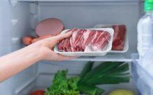 Сколько мясо может храниться в морозилке и в холодильнике: сроки хранения