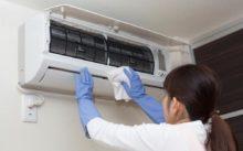 Как почистить кондиционер и сплит-систему своими руками в квартире